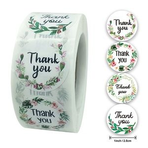 $8 bundle item💙 500 thank you stickers